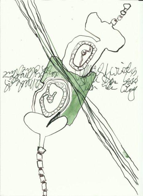 Berliner Blätter 02 2014 - 2  (c) Zeichnungen von J.Küster und 0001