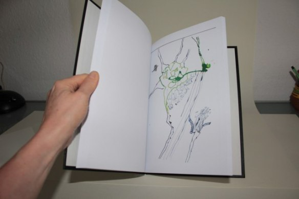 SAMMENZU - Künstlerbuch von Susanne Haun und Jürgen Küster