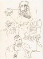 #1.1Das Jahr Null 13.11.2015 (c) Zeichnung von Susanne Haun