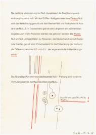 #21.2 Null - Prognose (c) Zeichnung von Susanne Haun