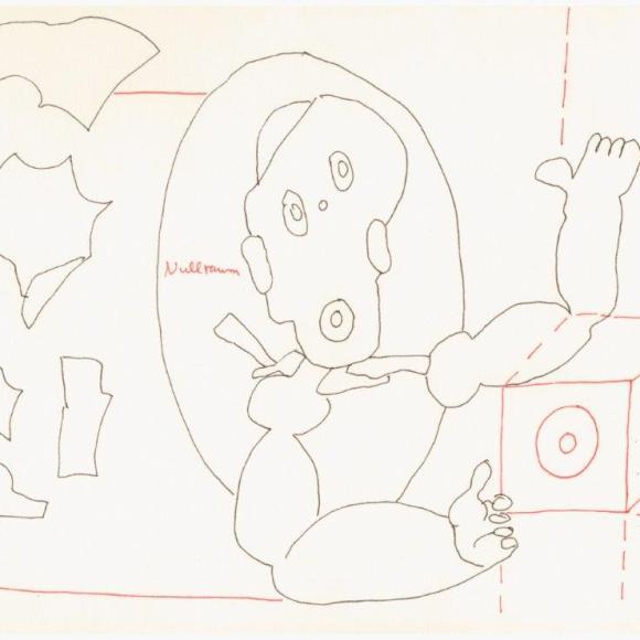 #27.10 Zerstörung (c) Zeichnung von Susanne Haun