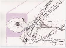 #29.5 Zerstörung (c) Zeichnung von Susanne Haun
