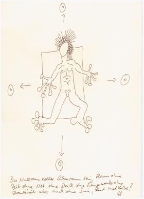 #31.3 Zerstörung (c) Zeichnung von Susanne Haun