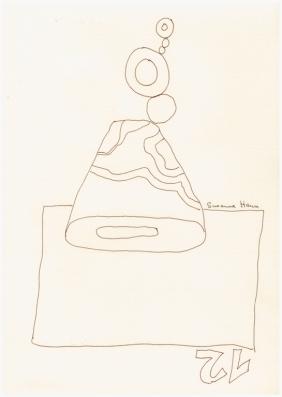 #33.1 Der Nullraum (c) Zeichnung von Susanne Haun