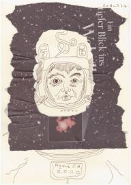 #41.1 TimeMachine - Null (c) Zeichnung von Susanne Haun 2