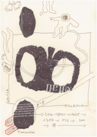 #41.2 TimeMachine - Null (c) Zeichnung von Susanne Haun 2